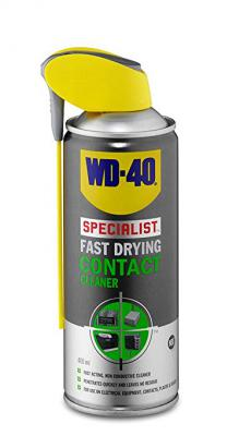 WD-40 Καθαριστικό ηλεκτρικών επαφών Fast Drying Contact Cleaner