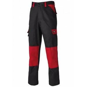 DICKIES ΠΑΝΤΕΛΟΝΙ EVERYDAY BLACK/RED ED24/7